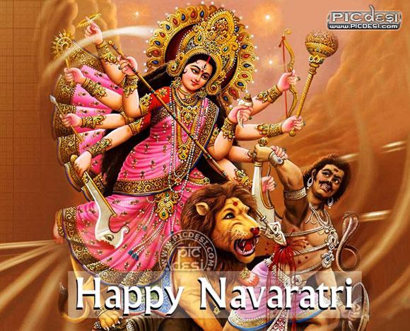 Happy Navaratri Navratri