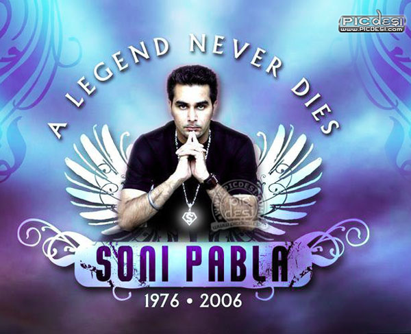 Soni Pabla Legend Never Dies Punjabi Celebrity Picture