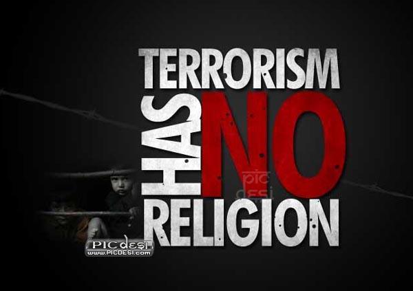Terrorism has no Religion India