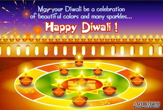 May your Diwali be Celebration Diwali