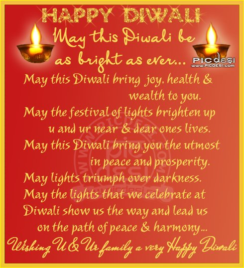 May this Diwali be bright Diwali Picture
