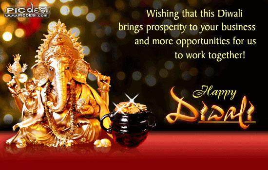 This Diwali brings prosperity Diwali Picture