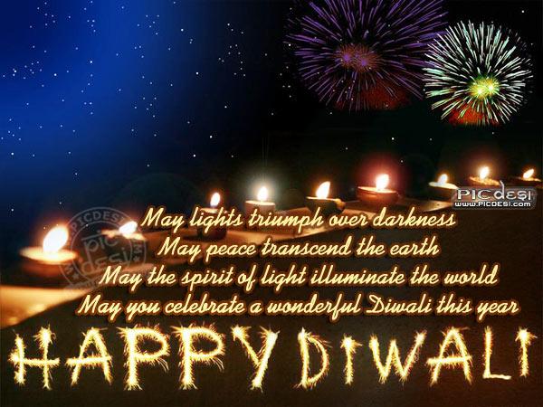 Happy Diwali Wishes Diwali Picture