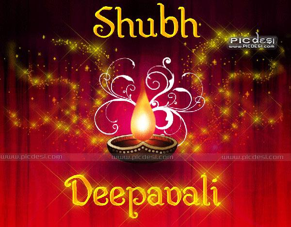 Shubh Deepavali Diwali Picture