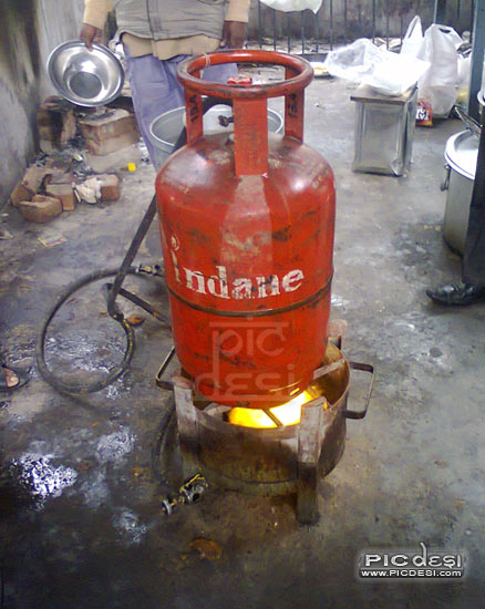 LPG Saving Scheme India Funny Picture