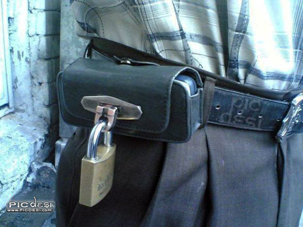 Mobile Security Anti Theft System India Funny Picture