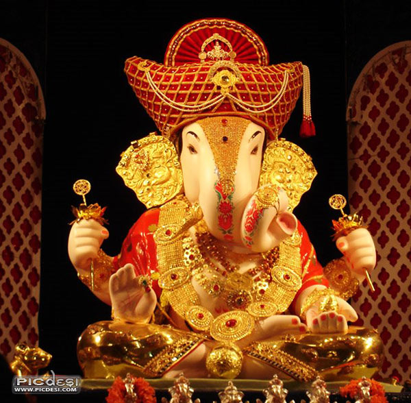 Lord Ganesha Hinduism Picture