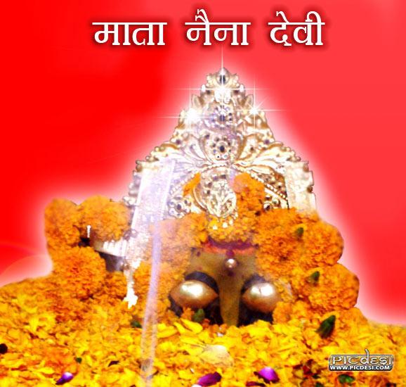 Mata Naina Devi Hinduism Picture