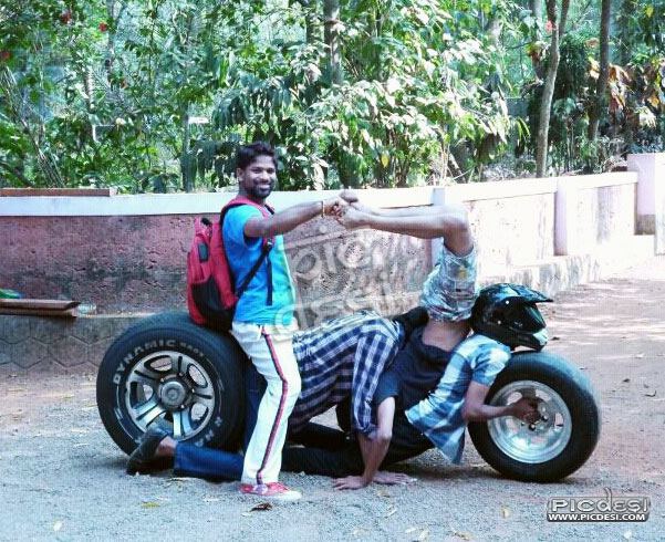 Customized Funny Bike India Funny Picture