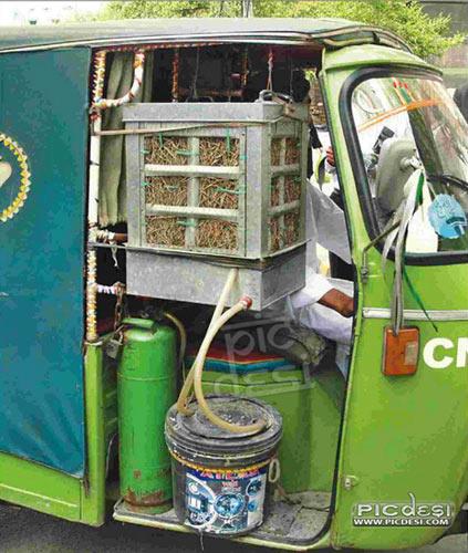 Auto Cooler Funny Jugaad India Funny