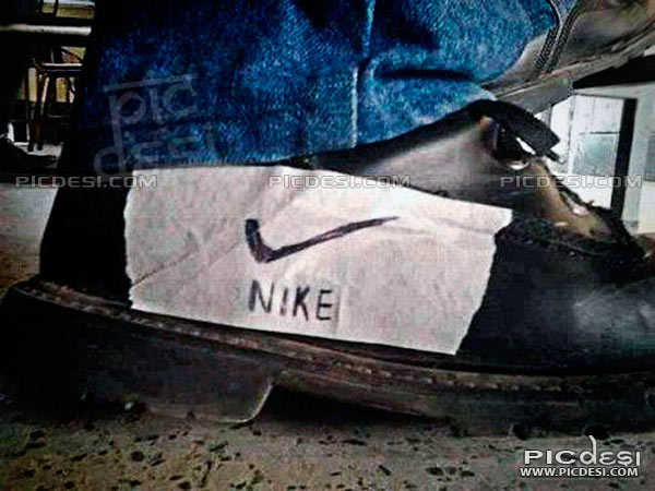 Nike Shoes Latest Edition India Funny Picture