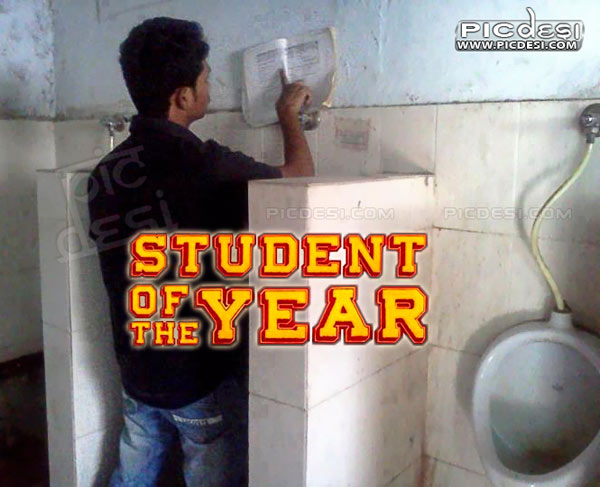 Real Student of the Year India Funny