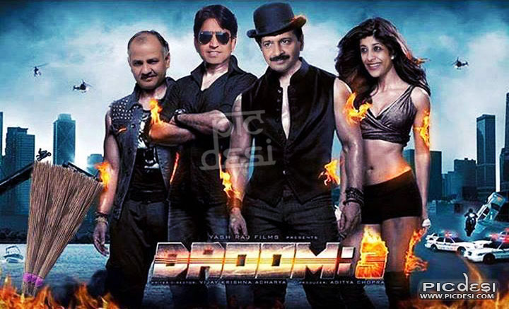 Team Kejriwal in Dhoom 3 Funny India Funny Picture