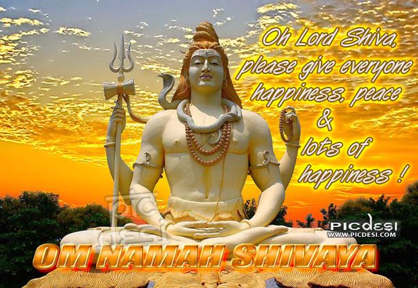 Om Namah Shivay   Oh Lord Shiva Maha Shivaratri Hinduism