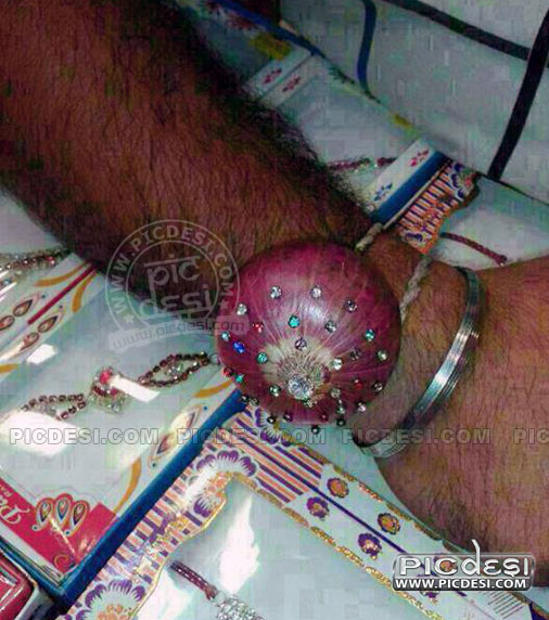 Best Rakhi Idea Funny Picture India Funny