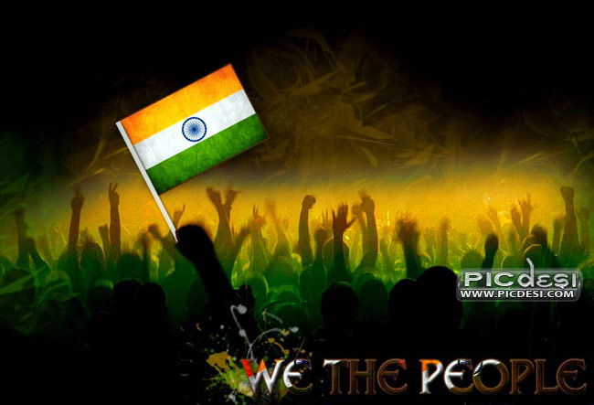 We the people of India India