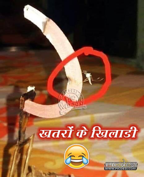 Khatron Ke Khiladi Funny Pic India Funny Picture