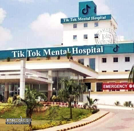 Tik Tok Hospital Funny India Funny Picture