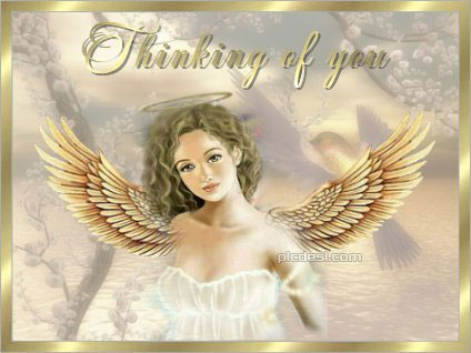 Thinking of You Angel Thinking of You Picture