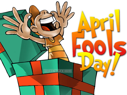 April Fool Day Comment April Fools Day