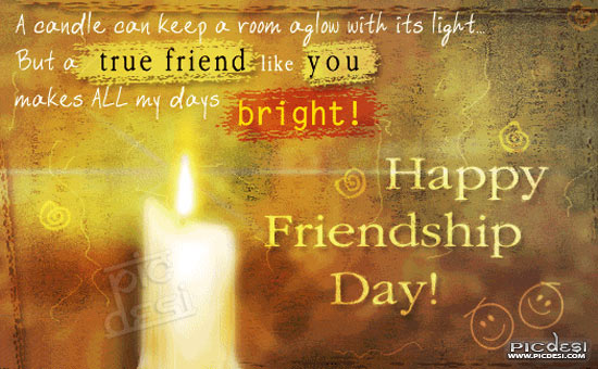 Happy Friendship Day True Friends like You Friendship Day Picture