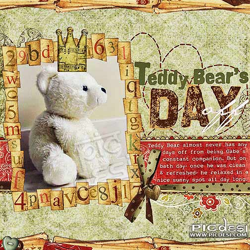 Teddy Bears Day Off Teddy Bear Day Picture