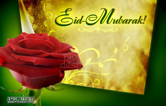 Eid Mubarak Card Eid Picture