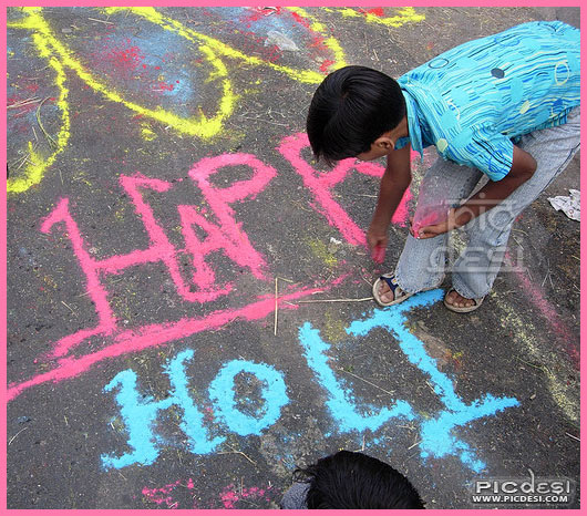 Happy Holi Image Scrap Holi Picture