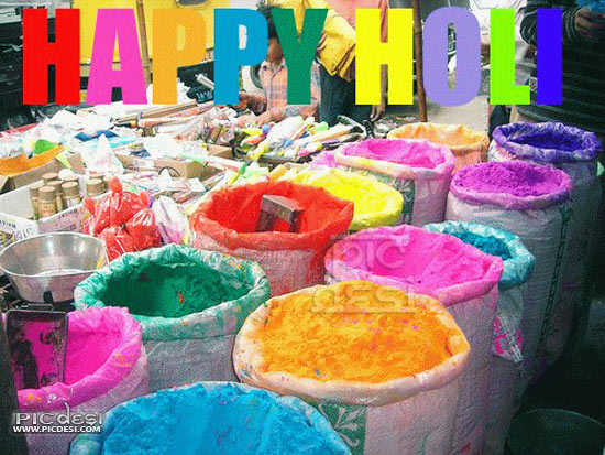 Happy Holi Holi Picture