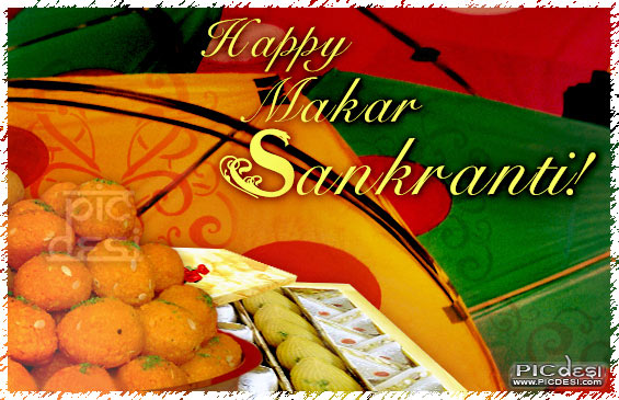 Happy Makar Sankranti Lohri Picture