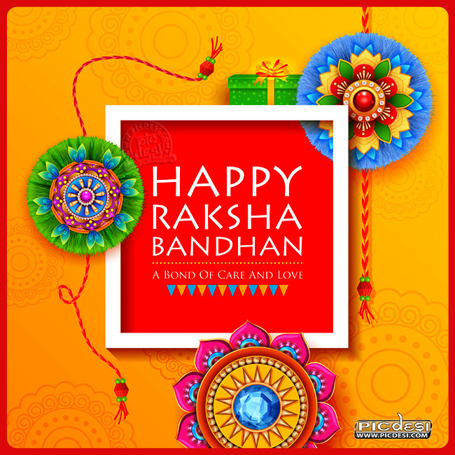 Raksha Bandhan Bond of Love Raksha Bandhan Picture
