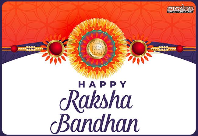 Happy Raksha Bandhan Rakhi Picture Raksha Bandhan Picture