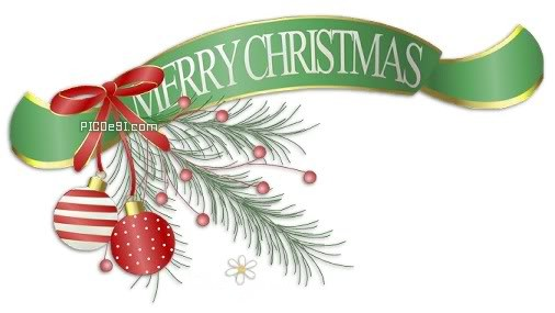 Merry Christmas decoration Christmas