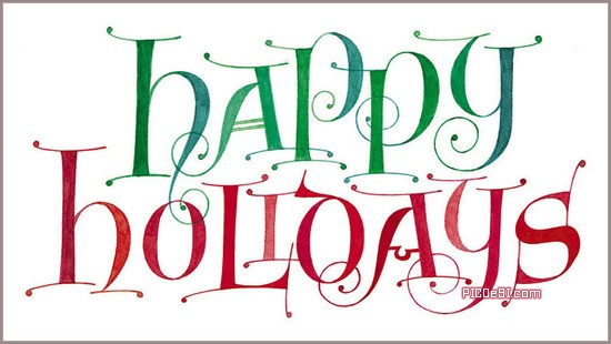 Happy Holidays Happy Holidays