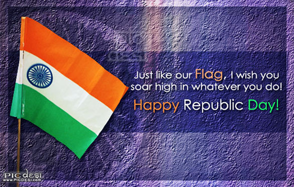 Happy Republic Day Wishes for you Republic Day Picture