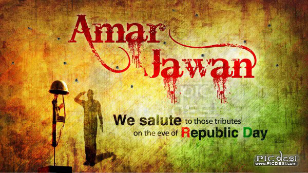 Happy Republic Day We Salue to those... Republic Day Picture