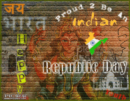 Republic Day Proud to be Indian Republic Day Picture