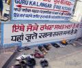 Link to Shoes forbidden strict notice in india
