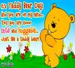 Link to Its Teddy Bear Day - You are so cute