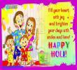 Link to Happy Holi - Heart with Joy