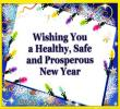 Link to Wishing Healthy & Prosperous New Year
